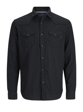 CROSS PRINT PREMIUM SHIRT