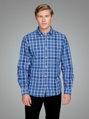 VERSATILE CHECKERED CORE SHIRT