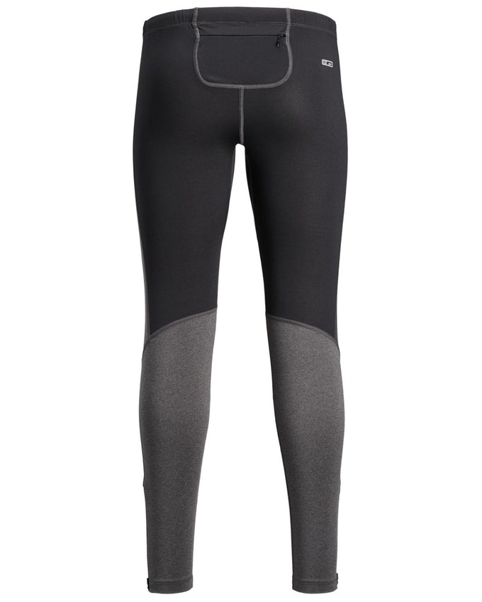 TRUEXCORE TWO-TONE COMPRESSION TIGHTS Black