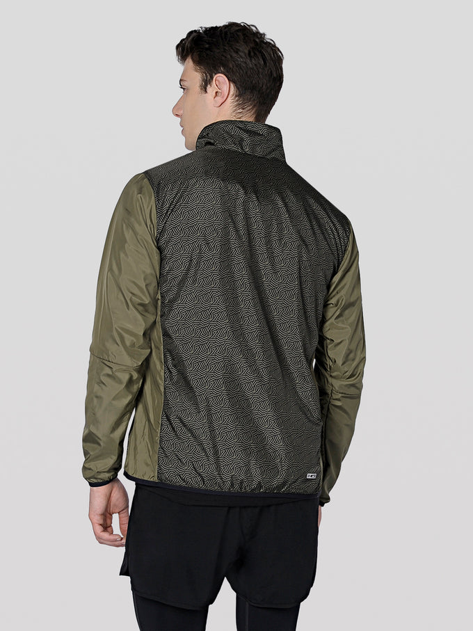 MESH LINED TRUEXCORE JACKET Grape Leaf