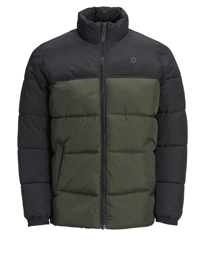 WATER-REPELLENT COLOURBLOCK JACKET Rosin