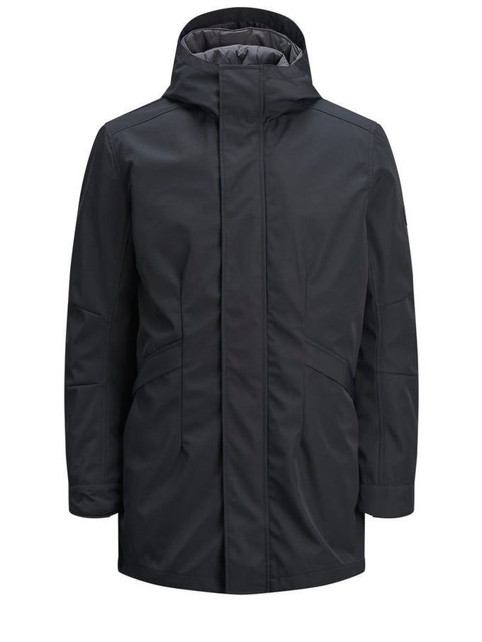 2-IN-1 PREMIUM COAT Black