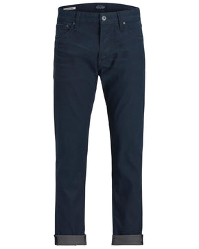 SLIM FIT TIM 023 COATED JEANS
