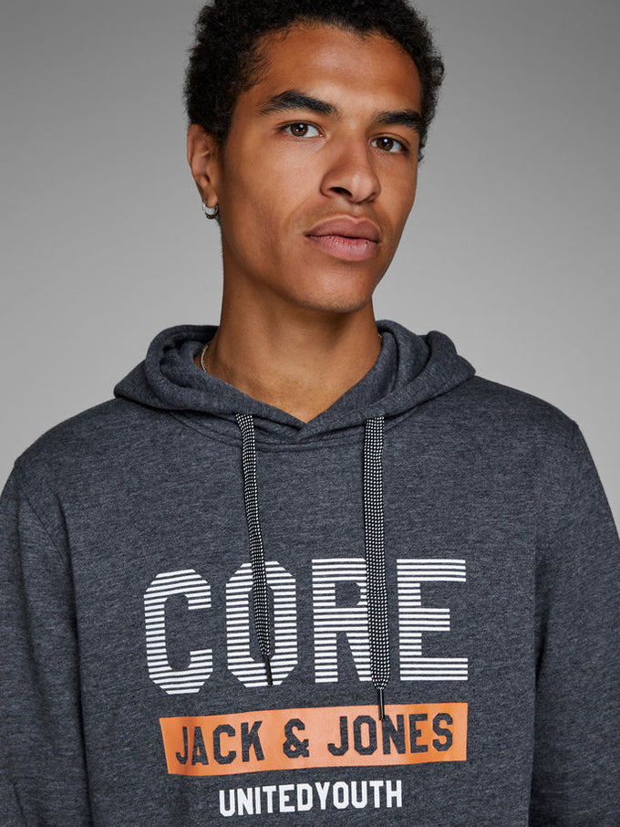 CLASSIC CORE HOODIE Sky Captain