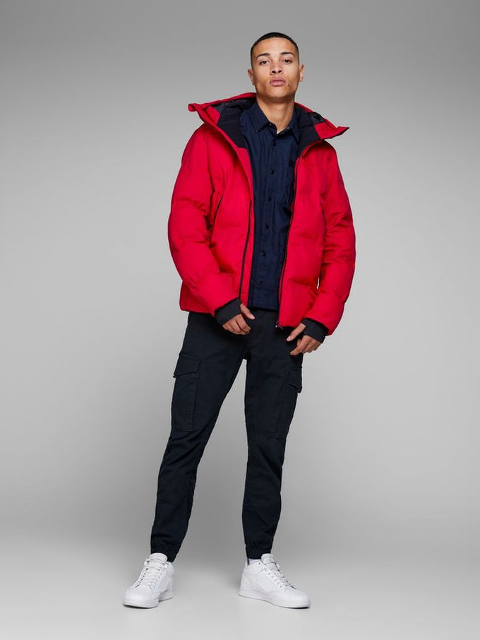 CORE JACKET WITH THINSULATE INSULATION Tango Red