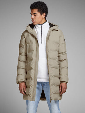 WATER-REPELLENT PUFFER PARKA