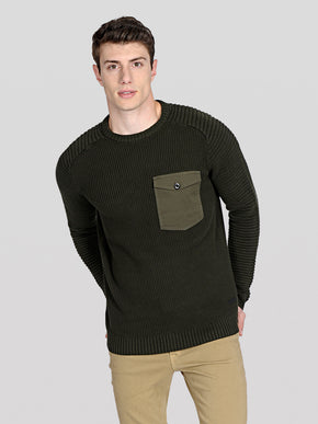 CORE KNIT SWEATER