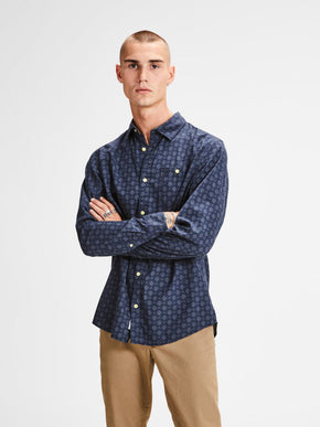 PATTERNED PREMIUM SHIRT