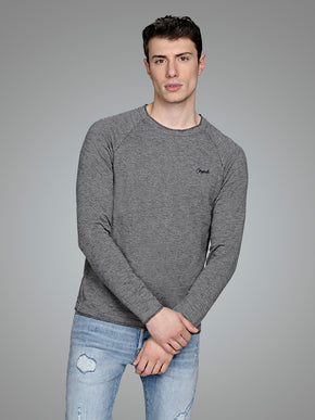 TWO-TONE ORIGINALS SWEATER