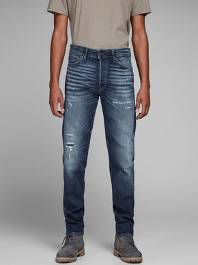 FRED 118 TAPERED FIT JEANS