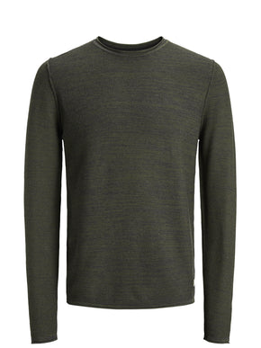 TWO-TONE PREMIUM SWEATER