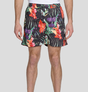 FINAL SALE – FLORAL BEACH SHORTS