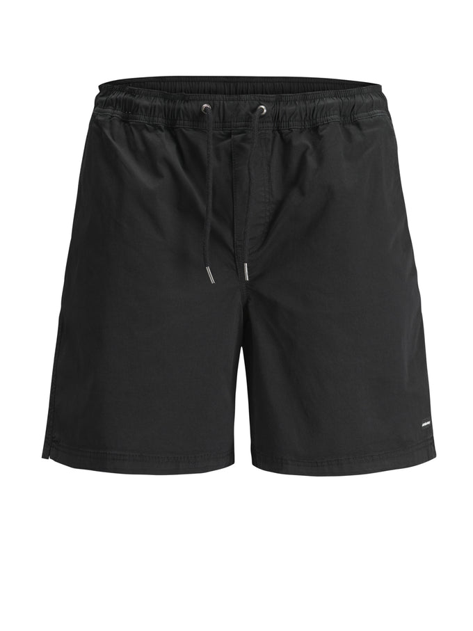 BASIC BEACH SHORTS Black