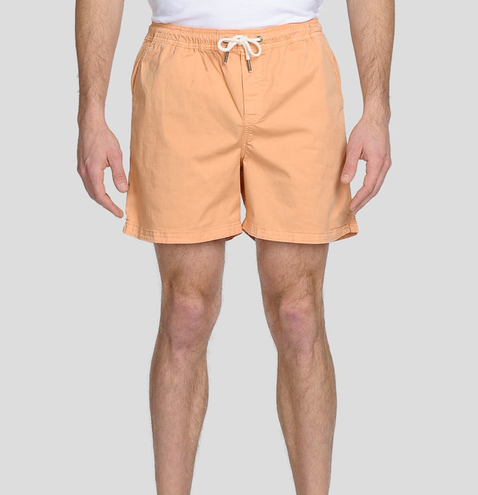 BASIC BEACH SHORTS Peach