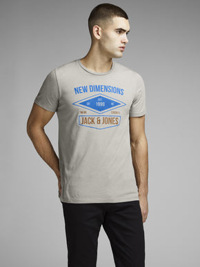 CORE T-SHIRT WITH NARROW STRIPES