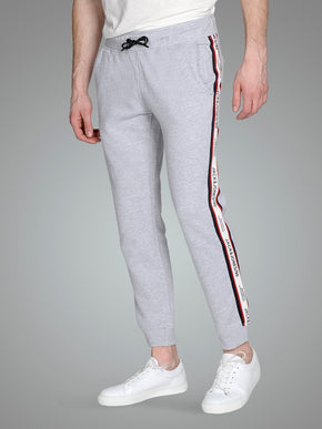 TAPE DETAIL CORE SWEATPANTS