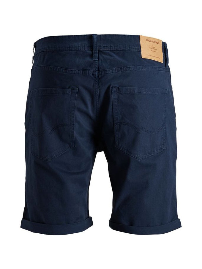 CLASSIC DENIM REGULAR FIT SHORTS Black Iris