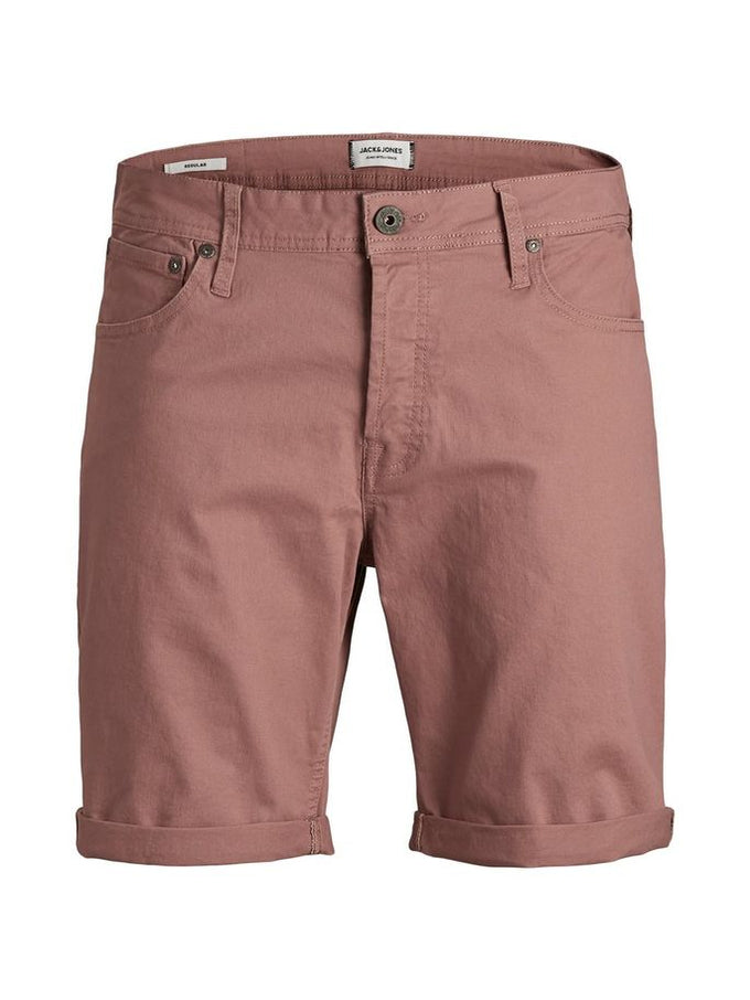 CLASSIC DENIM REGULAR FIT SHORTS Burlwood