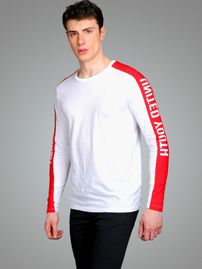 LONG SLEEVE CORE T-SHIRT White