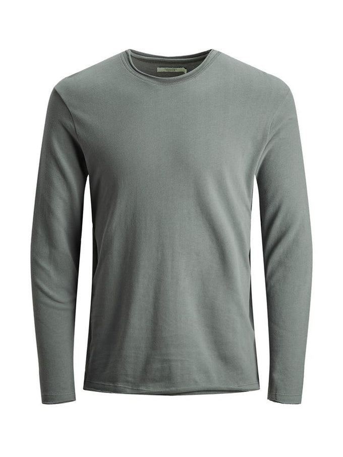 VISCOSE BLEND PREMIUM SWEATER Sedona Sage