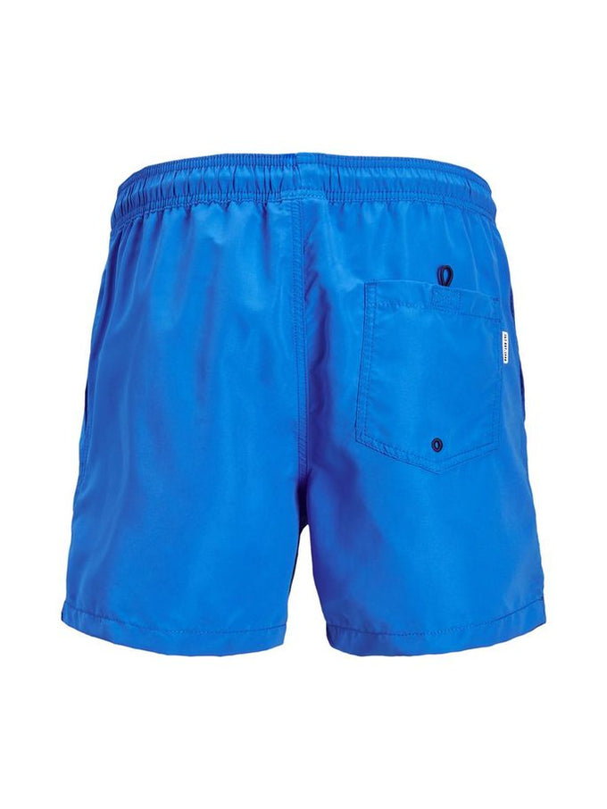 COLOURFUL SWIM SHORTS French Blue