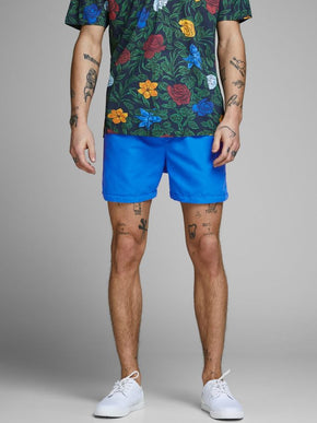 COLOURFUL SWIM SHORTS