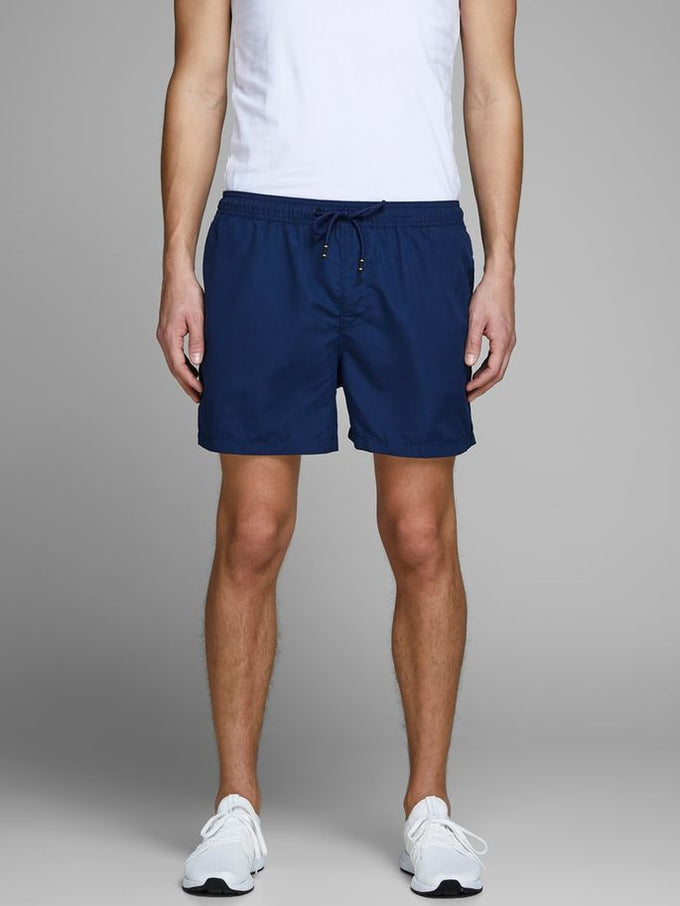 COLOURFUL SWIM SHORTS Medieval Blue