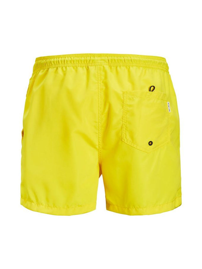 COLOURFUL SWIM SHORTS Vibrant Yellow