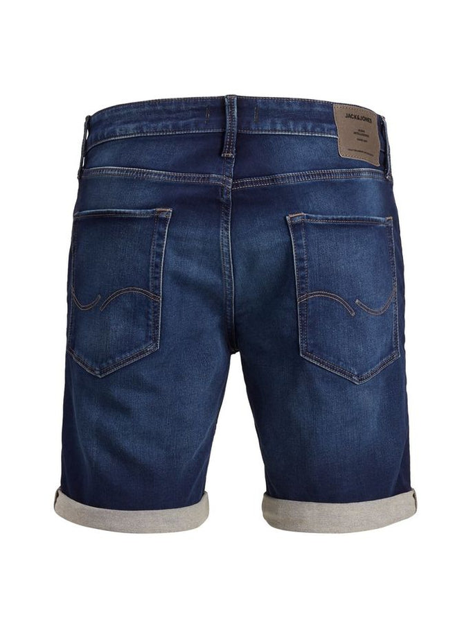 RICK 850 DENIM SHORTS Blue Denim
