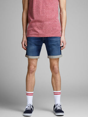 RICK 850 DENIM SHORTS