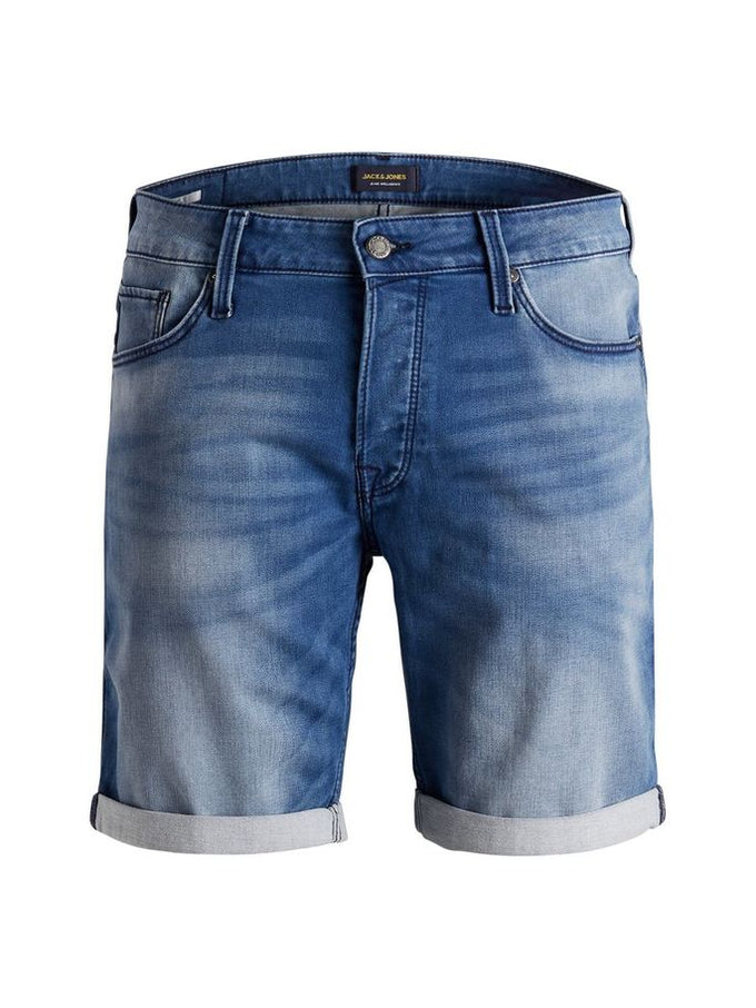 RICK 851 DENIM SHORTS Blue Denim