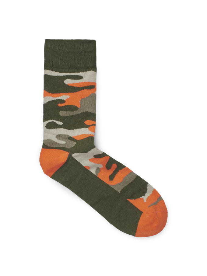 CAMO SOCKS Forest Night