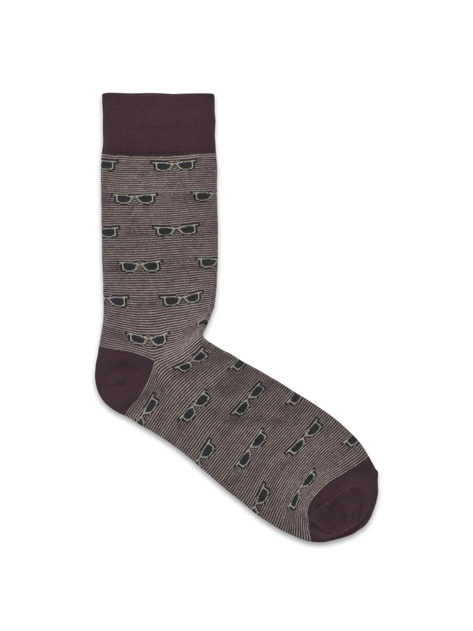 TROPICAL PRINT SOCKS Port Royale