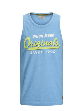 ORIGINALS AUTHENTIC LOGO TANK TOP
