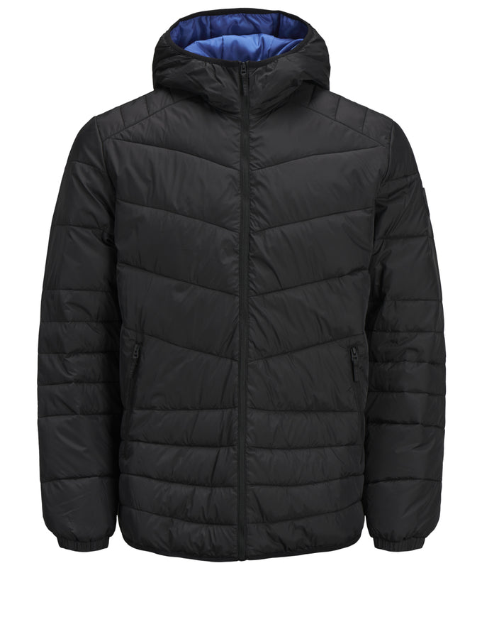 CLASSIC ORIGINALS PUFFER JACKET Black