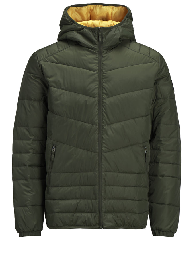 CLASSIC ORIGINALS PUFFER JACKET Forest Night