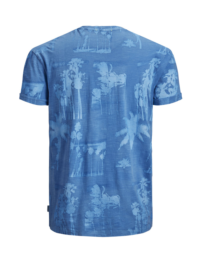 PALM TREE ORIGINALS T-SHIRT Bonnie Blue