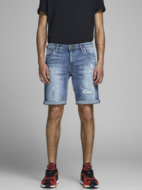 RICK 810 SUPER STRETCH DENIM SHORTS