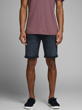 RICK 458 SUPER STRETCH DENIM SHORTS