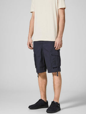 REGULAR FIT CARGO SHORTS