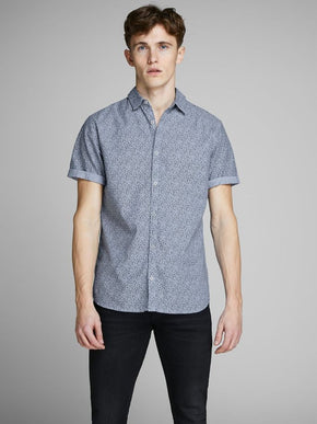 LINEN PREMIUM SHORT SLEEVE SHIRT
