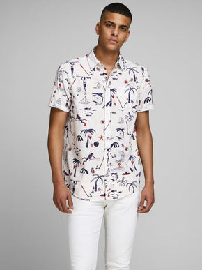 MARINE LIFE SHORT SLEEVE SHIRT