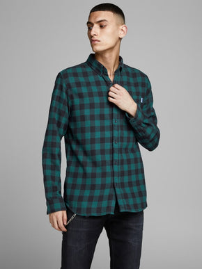 ORIGINALS COMFORT FIT CHECKERED SHIRT