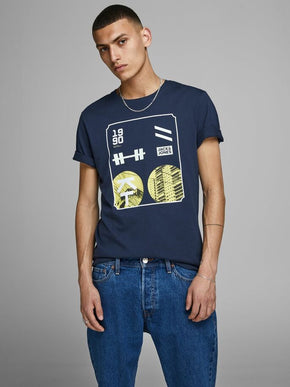 ASIA INSPIRED URBAN CORE T-SHIRT