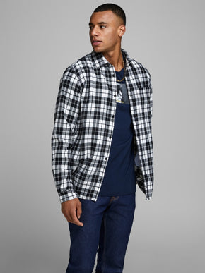 ORIGINALS CHECKERED FLANNEL SHIRT