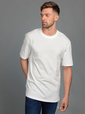 OVERSIZE FIT T-SHIRT WITH DRAWSTRINGS