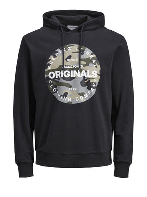 ORIGINALS HOODIE WITH CAMO DETAILS