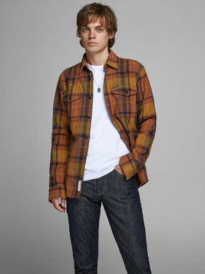 SPENCER CHECKED OVERSHIRT