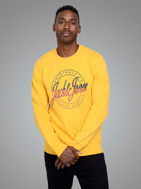 SPLIT PRINT ORIGINALS SWEATSHIRT
