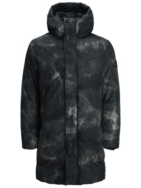 PAPER WATER-REPELLENT PARKA